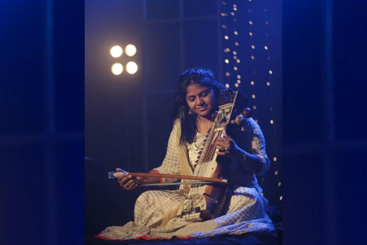 Ive carved my own path Meet Manonmani south Indias first female sarangi player