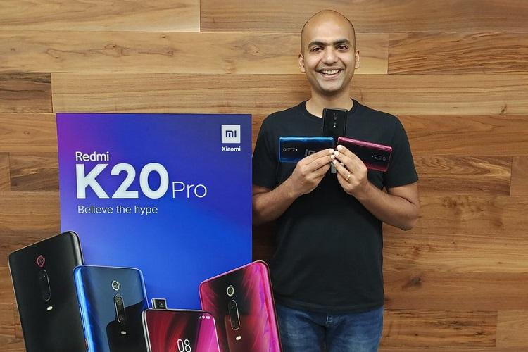 Xiaomi India MD explains why Redmi K20 K20 Pro are expensive following criticism