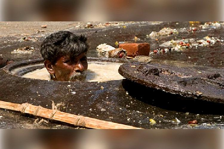 Govt claims help has reached 91 manual scavengers but only 13 states have identified them