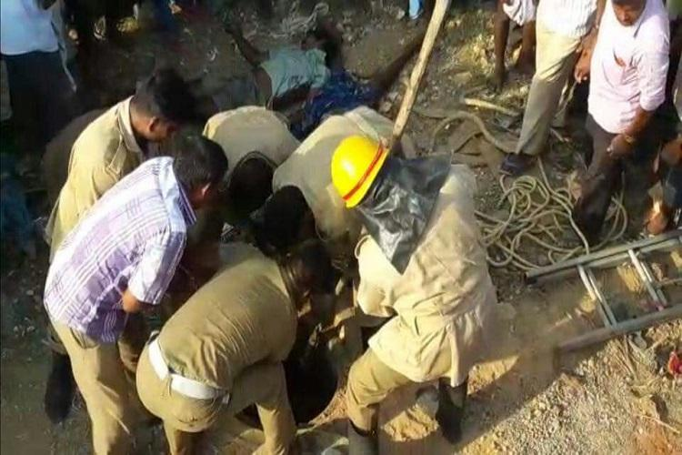 Are manual scavengers employed at Jain festival in Hassan Its not us claims govt