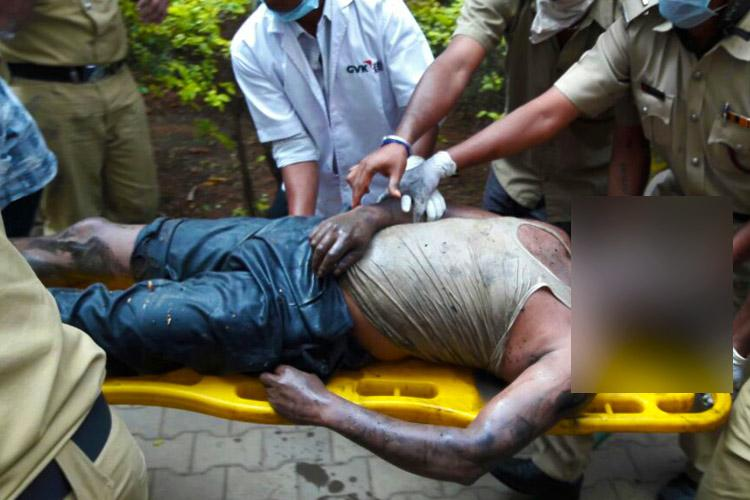 Manual scavenging deaths Techies and businessmen from Bluru apartment arrested