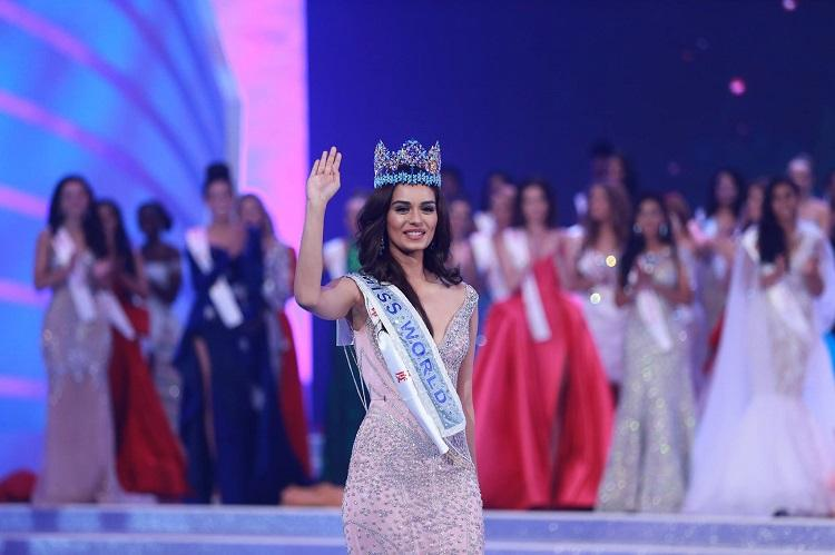 Indian woman wins Miss World after 17 years Manushi Chhillar gets the crown