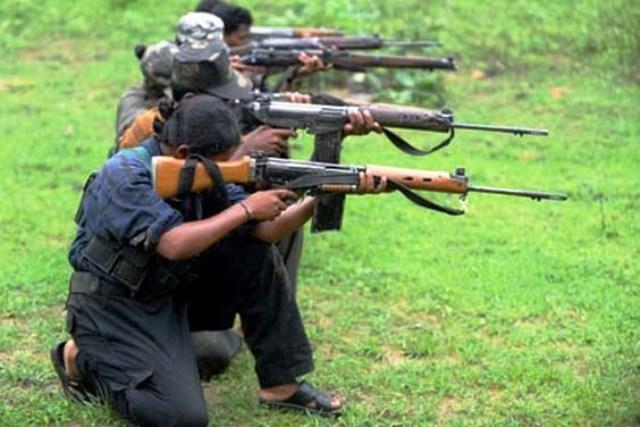 Woman naxal with Rs 4 lakh bounty surrenders citing frustration with movement