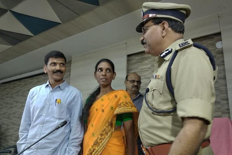 After two decades in the Moaist movement top leader and wife surrender in Telangana