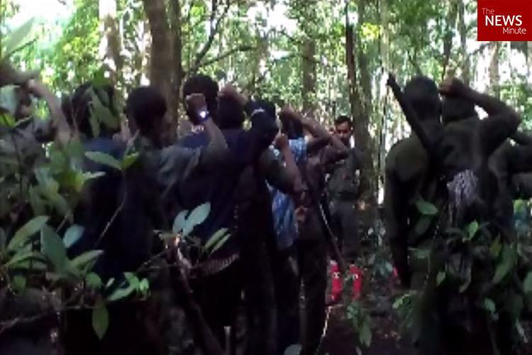 Video from Maoist training camp shows slain leader Kuppu Devaraj with armed cadres