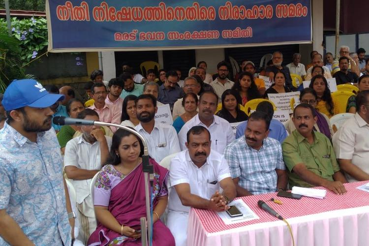 Consider me a human not film star Soubin seeks support on Kochi apartments demolition