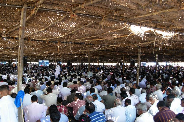 Keralas Maramon Convention in the eye of a storm over restrictions on entry of women