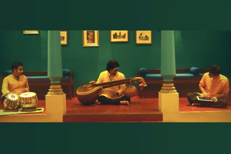 Margazhi Reloaded This series fuses carnatic music ragas with modern twists