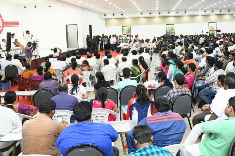 Amid uncertainty over Amaravati marginalised farmers demand equal compensation for land