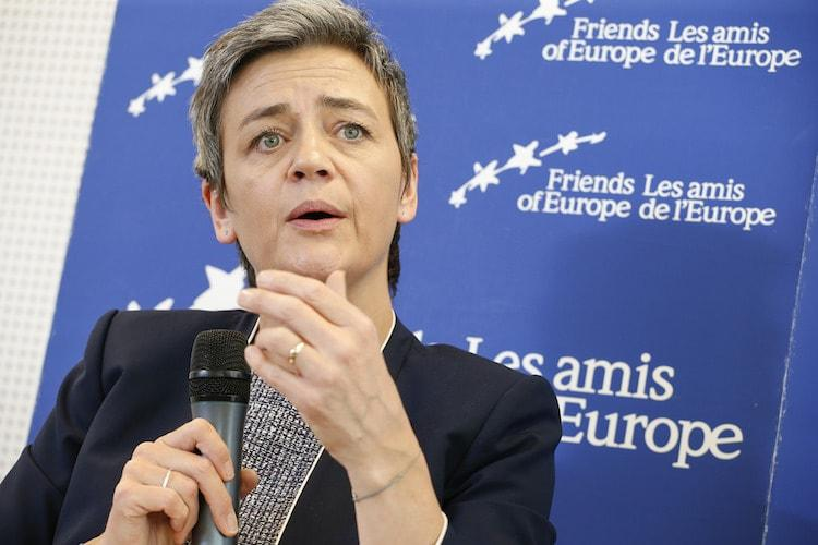 Breaking up Google into smaller companies should be kept open EU competition chief