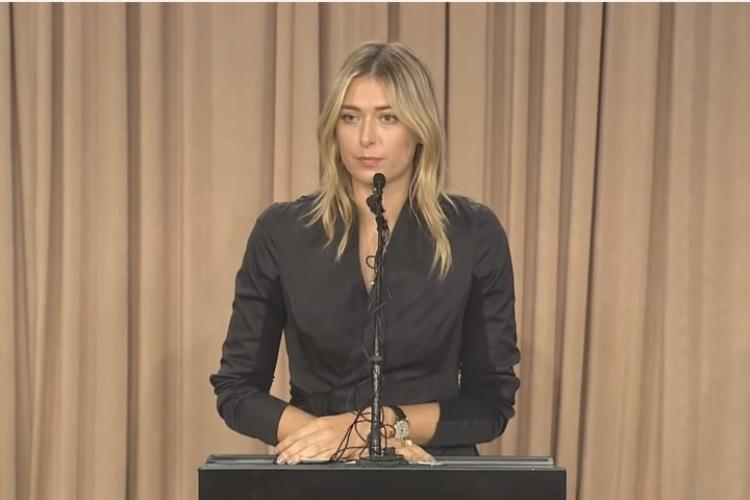 Sharapovas doping ban reduced to 15 months by Court of Arbitration of Sports