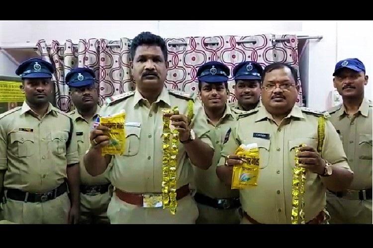 Raid on Hyderabad pan shop leads to major bust 1400 marijuana chocolates seized