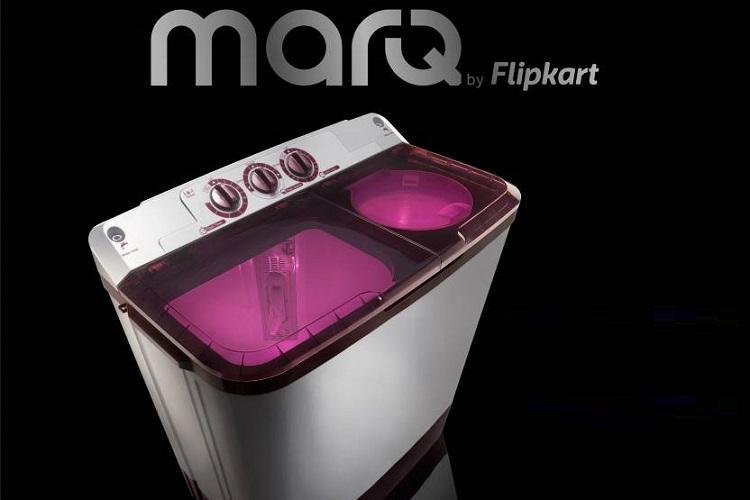 Flipkart expands MarQ brand ahead of festive season launches range of washing machines