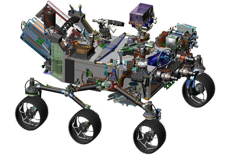 NASAs next Mars rover set for 2020 launch