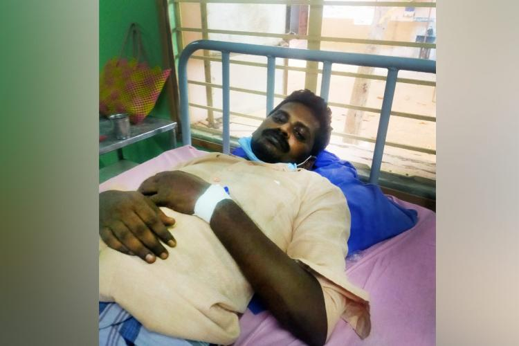 A 43-year-old man was allegedly assaulted and starved by the Sathankulam police for several days