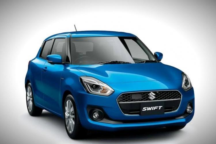 Maruti Suzuki displays new model of Swift with 32 kmpl mileage at Auto Expo 2020
