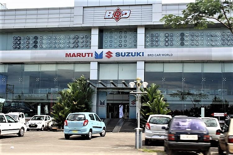 Amid declining sales Maruti cuts production in June for fifth month in a row