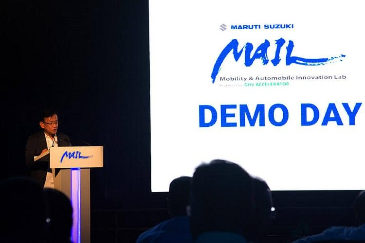 Maruti Suzuki shortlists four new startups under its MAIL program
