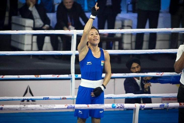 Magnificent Mary clinches record 6th World Championship gold
