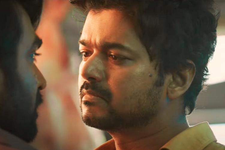 Vijay from Master teaser screenshot