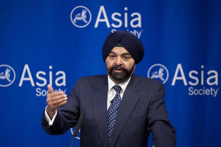 Mastercard CEO Ajay Banga to step down after a decade