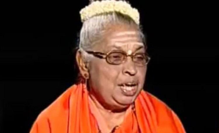 Spiritual leader Maate Mahadevi says molestation is womens fault