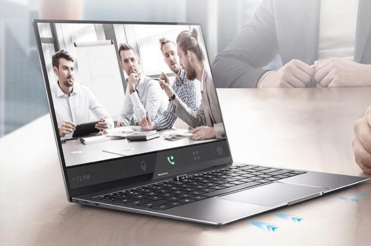 MWC 2018 Huawei launches worlds first bezel-less notebook Matebook X Pro