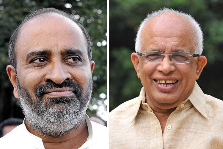 jd s to replace kerala water minister mathew t thomas with k rh thenewsminute com