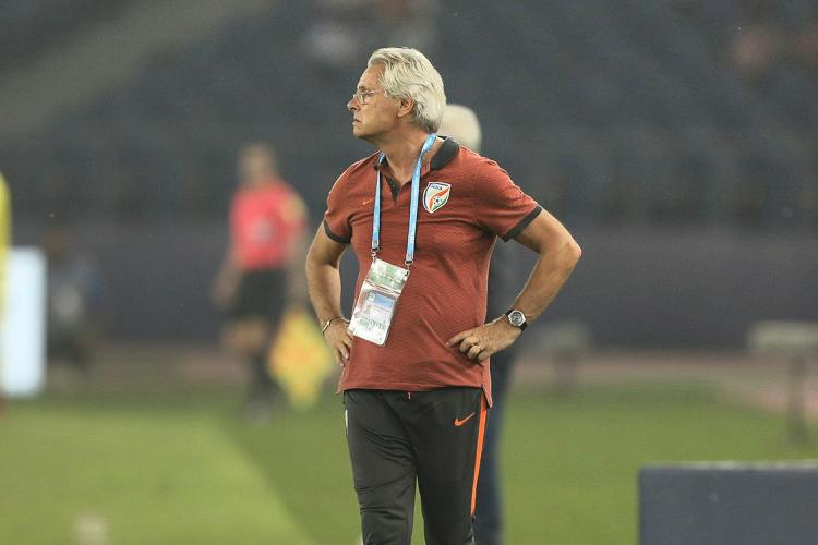 Showed we can fight against big teams India U-17 football coach Matos on loss to Colombia