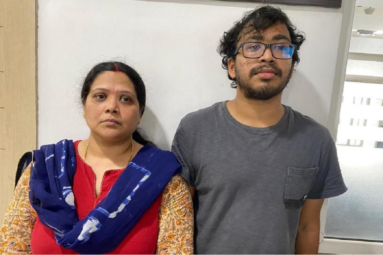 the family of three duped an NRI of Rs 64 lakhs