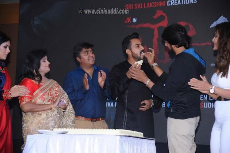 May 1st audio launched by Kiccha Sudeep