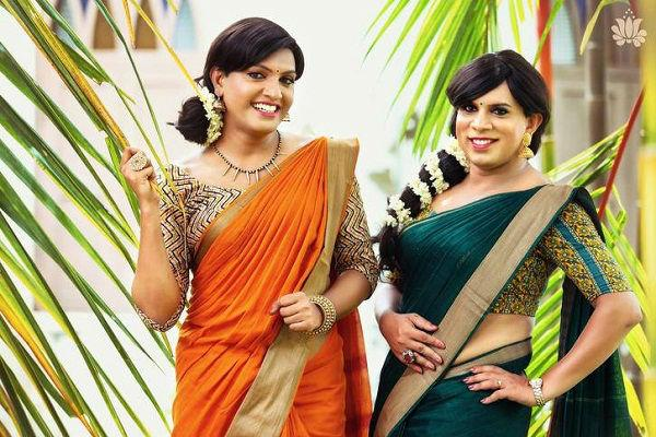 Kerala designer unties convention with two transgender models