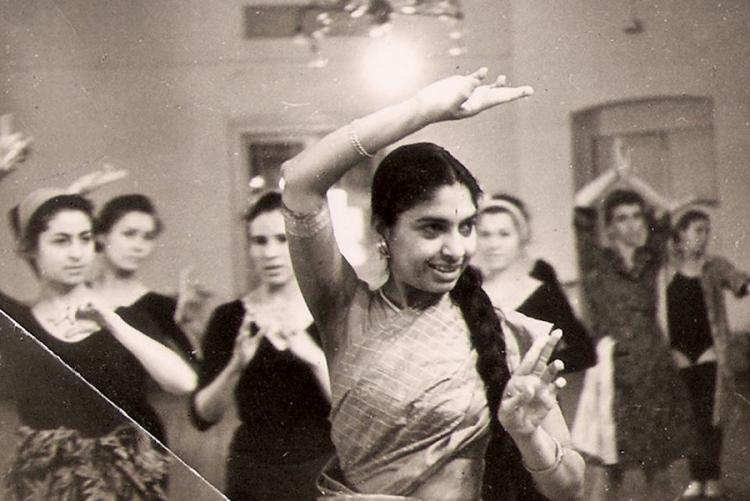 Remembering Maya Rao South Indias First Kathak Queen