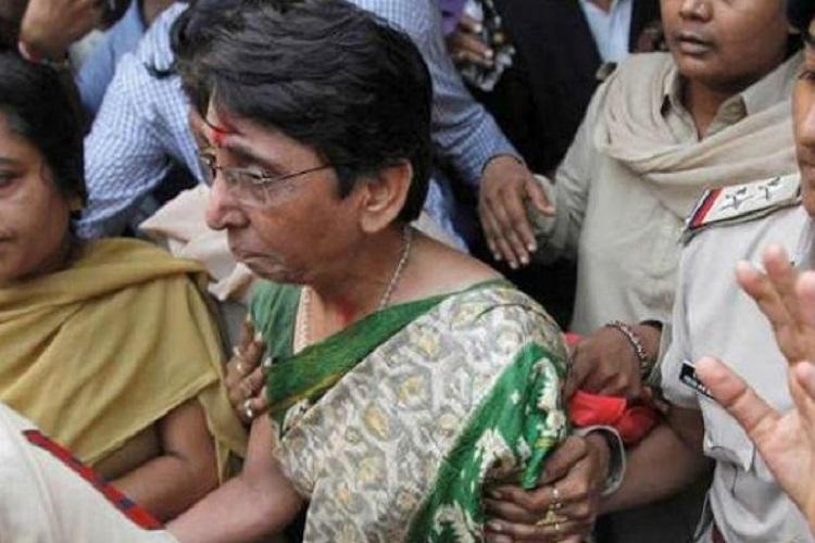 Naroda Patiya massacre Former BJP Minister Maya Kodnani acquitted