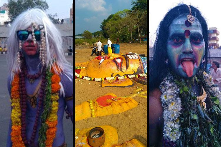 Myths of Mayanakollai festival From the grave to the goddess
