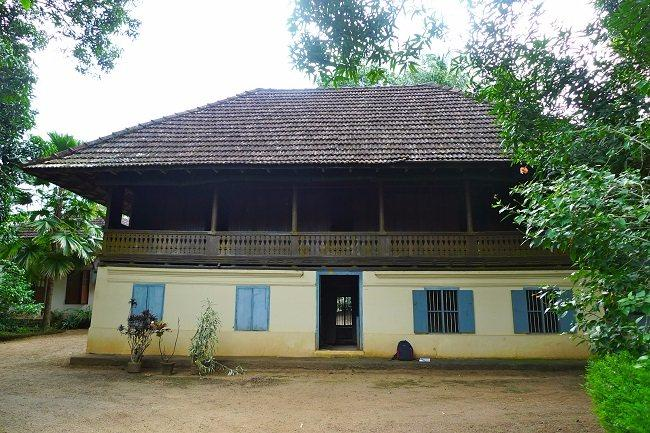 How a delhi architect moved a 300 year old ancestral house Old home renovation in kerala