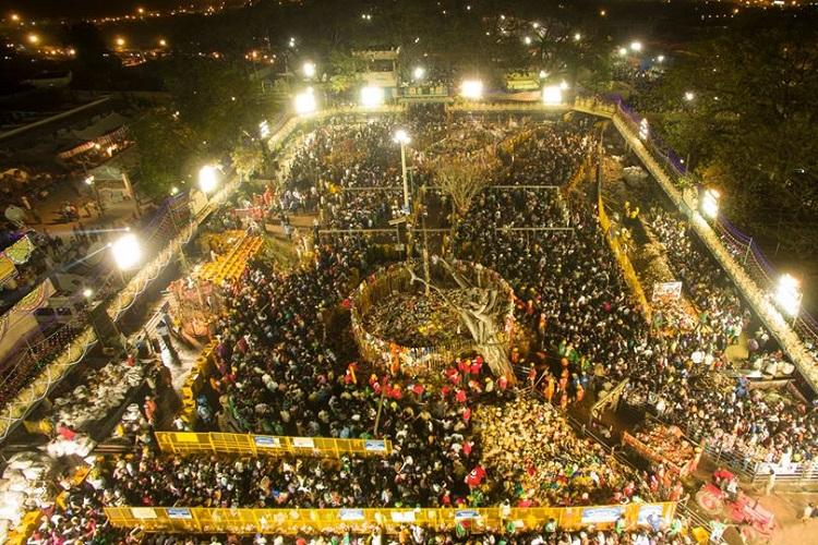 Is Asias largest tribal festival the Medaram Jatara at risk of cultural appropriation