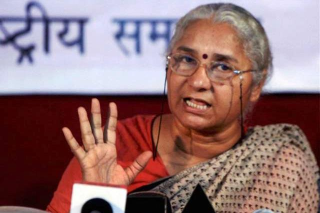 Universities are being made into battlegrounds Medha Patkar stopped outside HCU