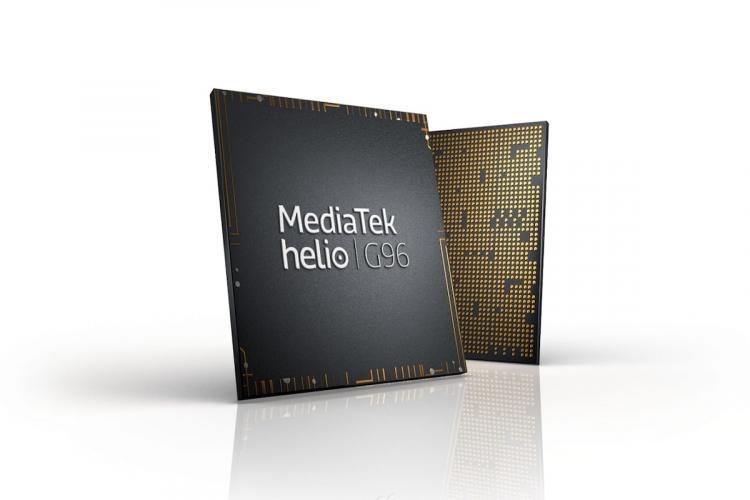 Mediatek Helio G96 chipset
