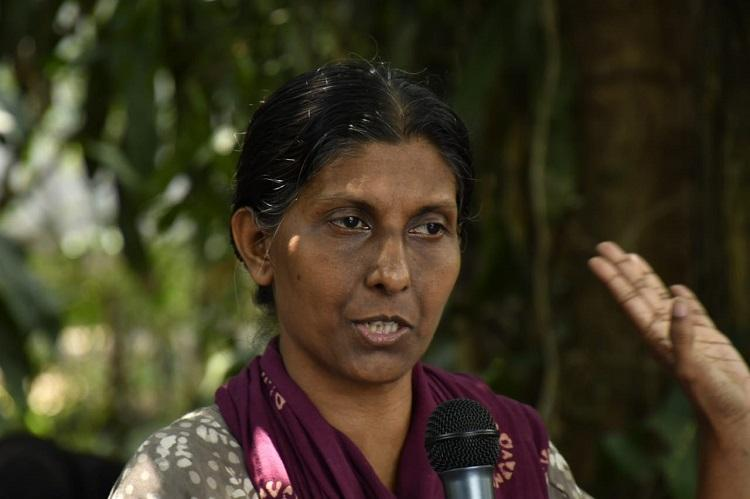 My forest is a part of me Why this Kerala woman is cutting her hair in protest