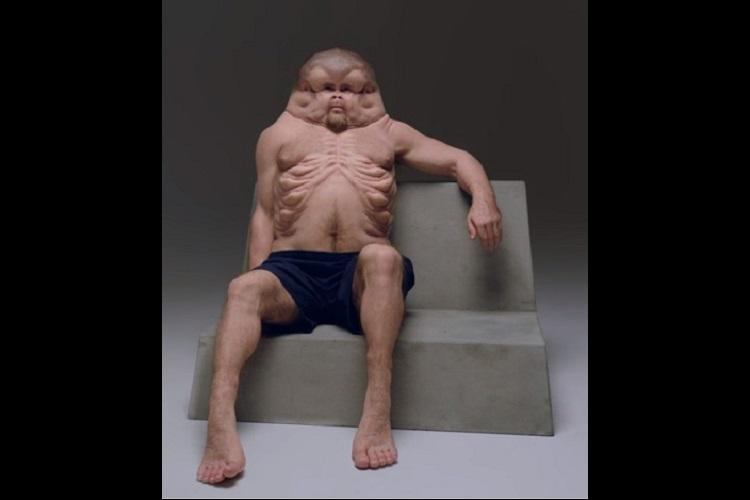 Video This is what your body would look like if it could withstand a car crash
