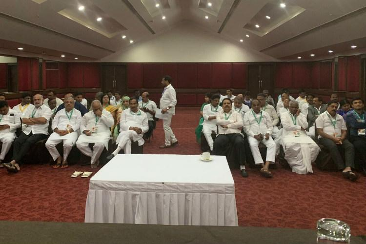 Confessions of a Karnataka voter Dont blame us for the MLAs we never voted for