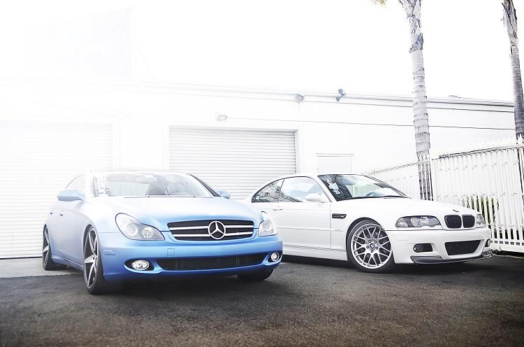 Watch Mercedez-Benz wished its arch-rival BMW on its 100th birthday with a touch of class