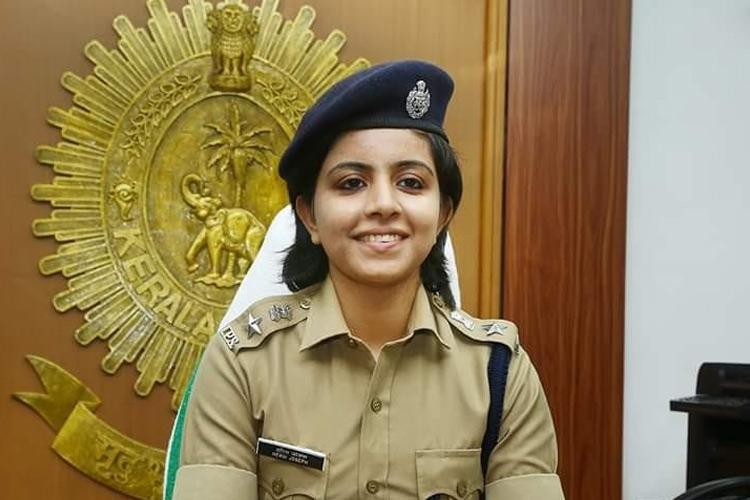 Kerala IPS officer Merin goes to Saudi to nab child rape accused brings him to India