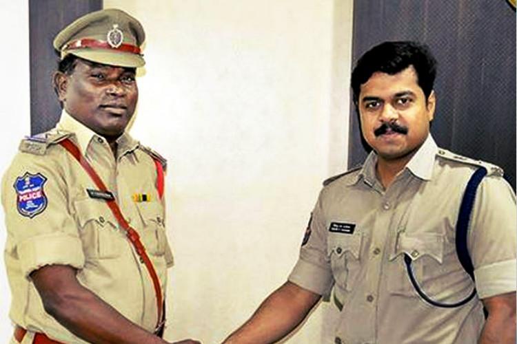 Meet 53-year-old Chandrabhan Adilabads first Adivasi Sub-Inspector