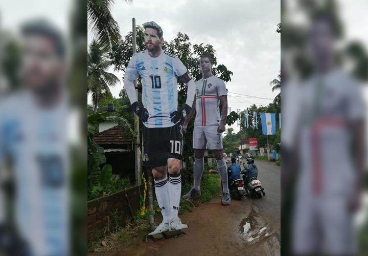 The sun set twice Kerala reacts to Argentina Portugals exit from FIFA world cup