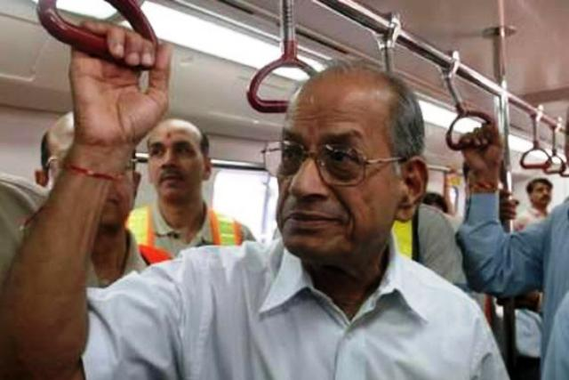 Time not right for bullet train maybe in 10 years Metro man Sreedharan