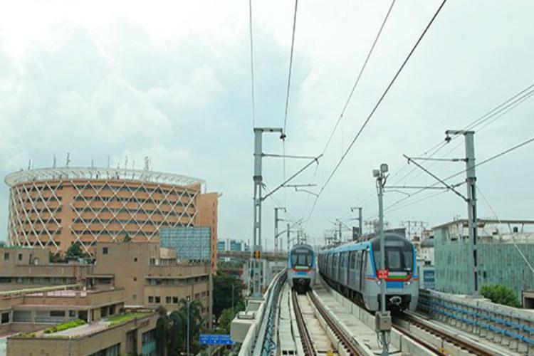 Hyderabad Metro Rail becomes second largest network in India