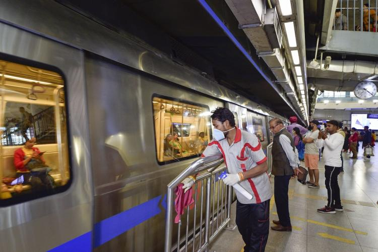 Metro line to Bengalruru airport is yet to be approved