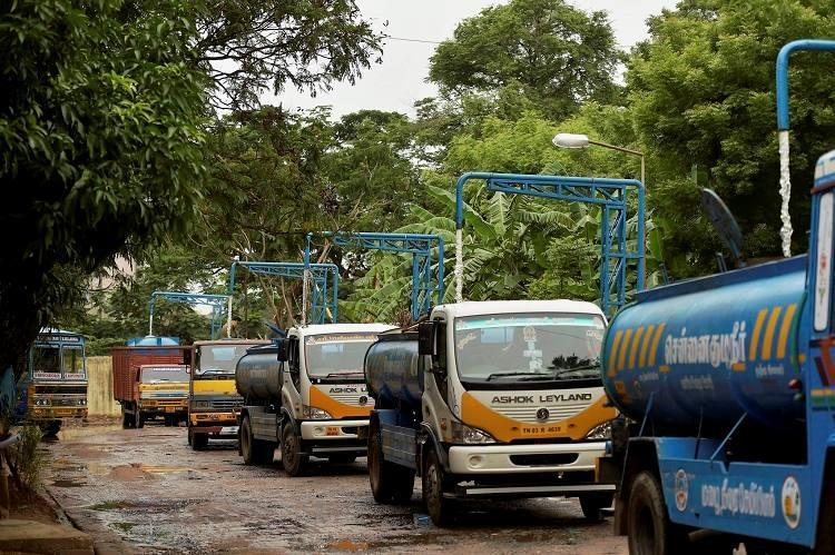 Chennai Metrowater hikes tanker price without any public announcement